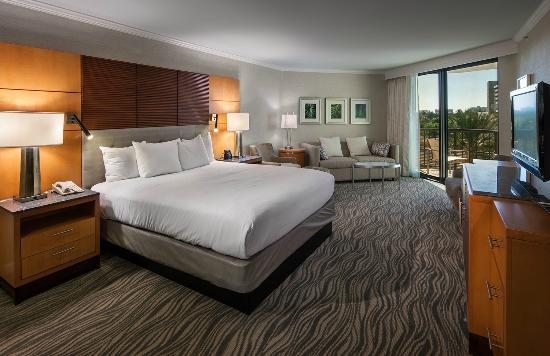 Hilton Marco Island Beach Resort: Junior Suite