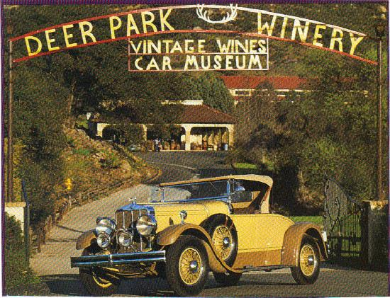 Deer Park Winery & Auto Museum