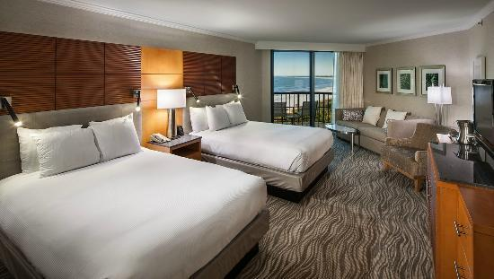 Hilton Marco Island Beach Resort: Junior Suite