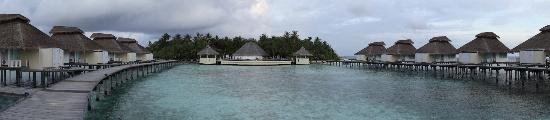 Ellaidhoo Maldives by Cinnamon: pool and 2nd dinig area