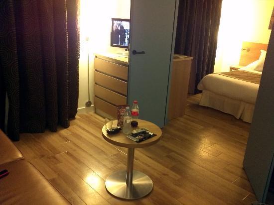 BEST WESTERN PLUS Celtique Hotel & Spa : coin détente