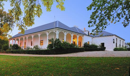 Quamby Estate's Magnificent and Historical Homestead