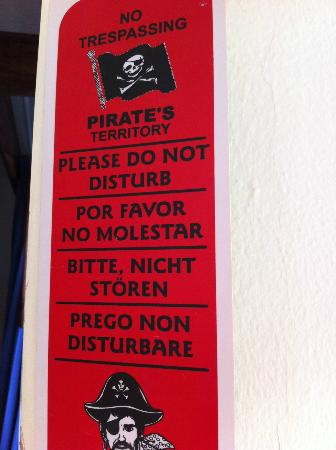 Petit Lafitte: Pirate territory! so cute!