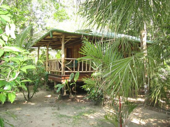 Casa Cayuco: Coco Jungleside cabin