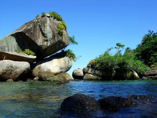 Praia do Cachadaco: Piscinas Naturais - Trindade - foto: Thais Siqueira