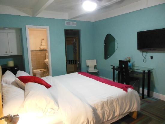 New Yorker Boutique Hotel: Our room