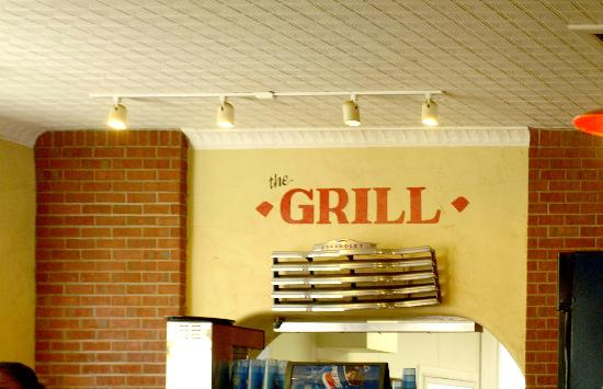 Mi Pueblito 4: I liked their play on the Grill.