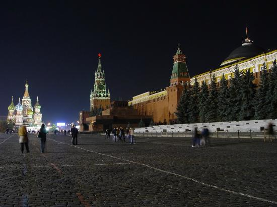 Russian Tour Guide, LLC- Day Tours: Kremlin at Night