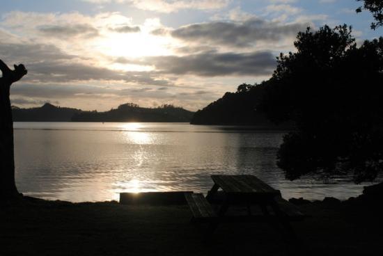 Paihia TOP 10: Beachside view