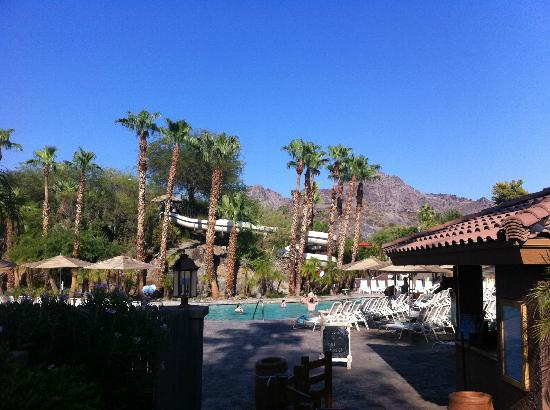 Pointe Hilton Squaw Peak Resort: Main Pool area.