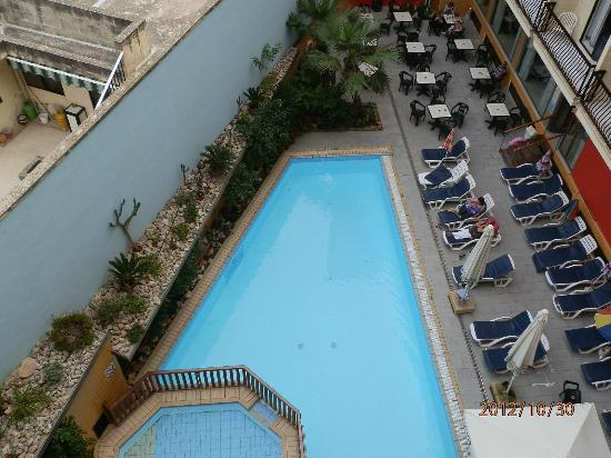 Bella Vista Hotel: Hotel pool