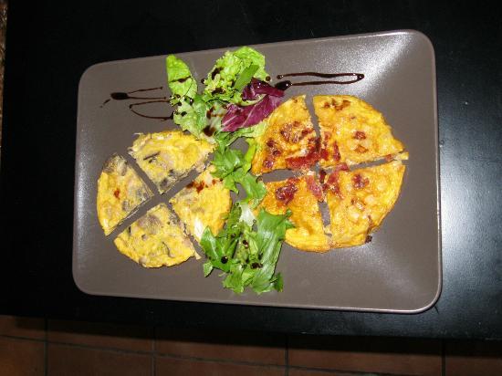 Tasca El Tapeo : Tortilla