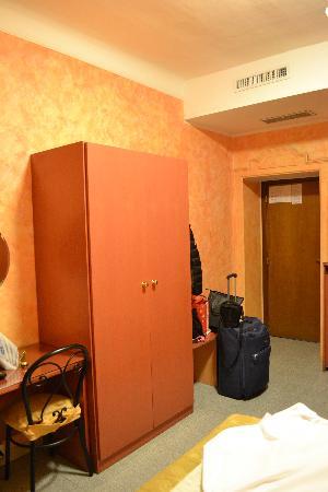 Hotel Aurora : Camera