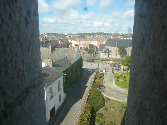 Listowel Castle: View of Listowel from the Castle Tower