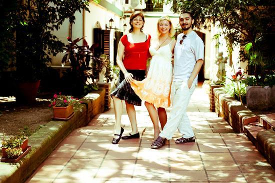 Caseron Porteno B&B: Wih tango teachers