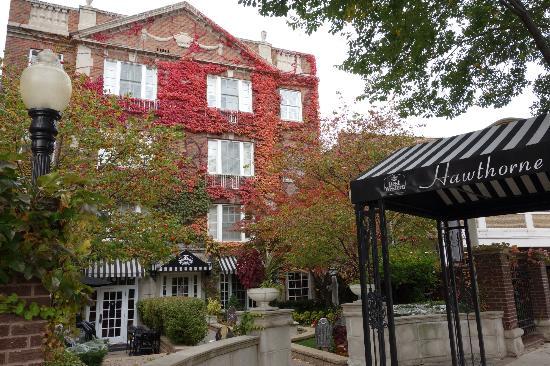 Best Western Plus Hawthorne Terrace Hotel : Hotel