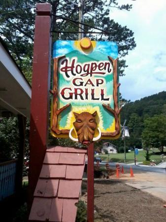 Hogpen Gap Grill
