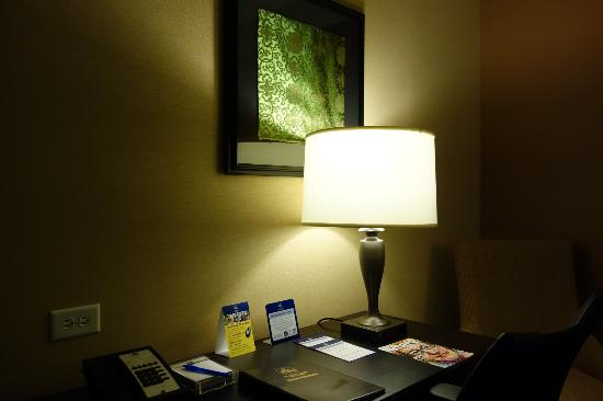 Best Western Plus Hawthorne Terrace Hotel: Desk