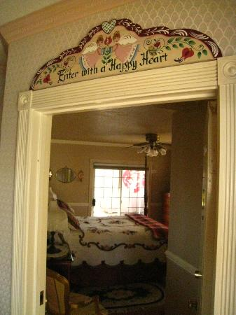 Reedley Country Bed and Breakfast: All rooms are lovely decorated