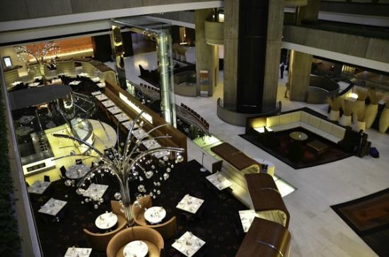 Hyatt Regency O'Hare: Lobby Level