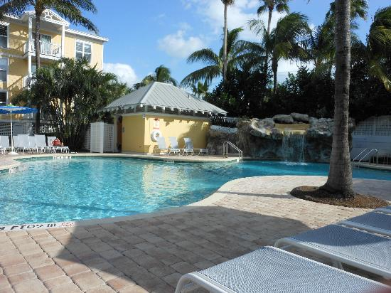 Sheraton Suites Key West: Pool area