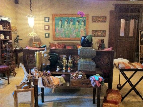 Jamu Body Treatments: Relaxation Reception