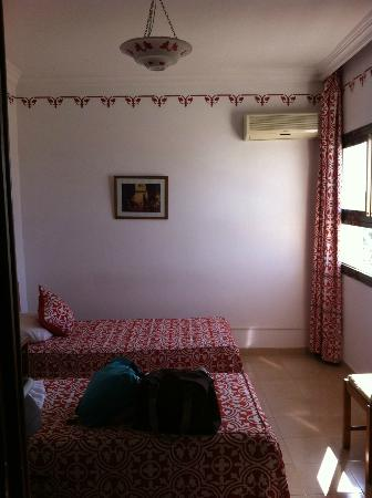 Hotel Zelis : Habitación doble
