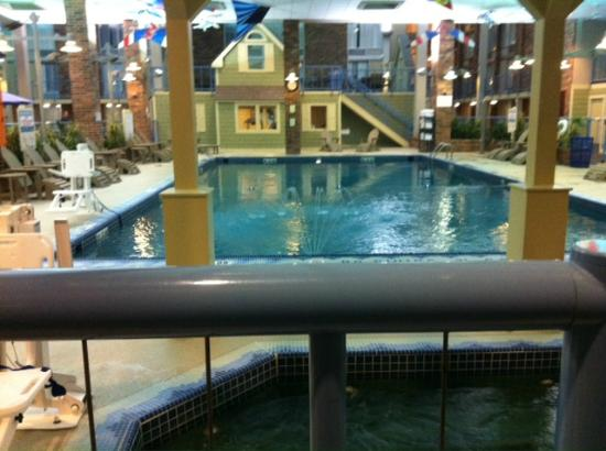 Holiday Inn Kalamazoo-West: Remodeled Holidome/Pool Area