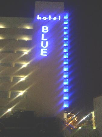 Hotel Blue: Love this place <3
