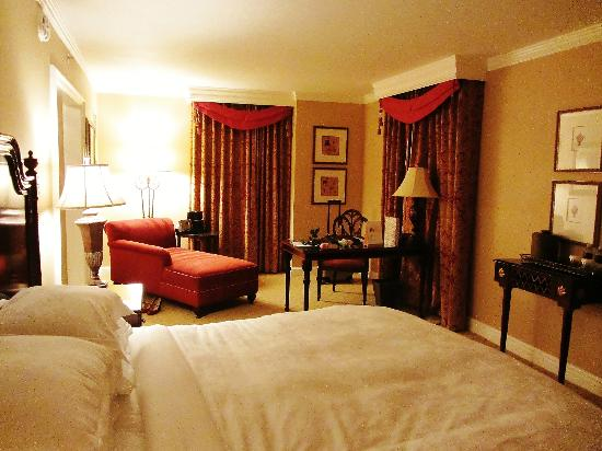 The Langham Huntington, Pasadena, Los Angeles: room1