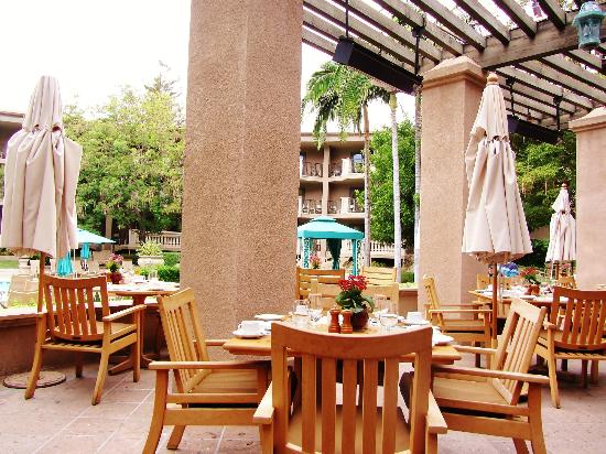 The Langham Huntington, Pasadena, Los Angeles: Breakfast