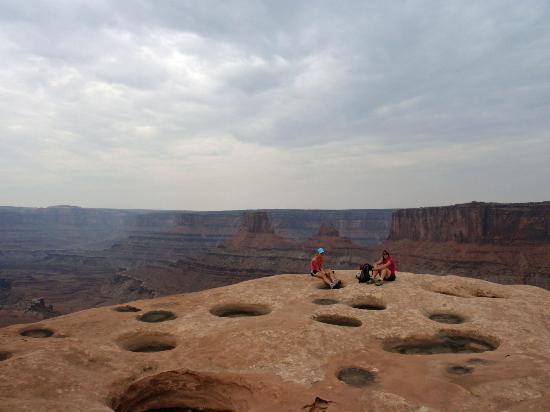Moab, UT: Big Horn Point (I think)