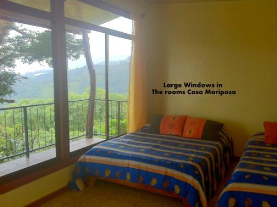 Cabinas El Pueblo Bed & Breakfast: Casa Mariposa
