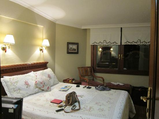 Emine Sultan Hotel: Our room