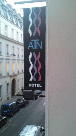 ATN : 部屋から
