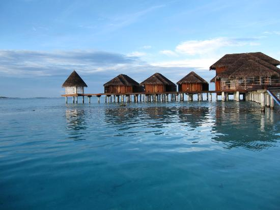 Anantara Dhigu Maldives Resort: Water Chalets