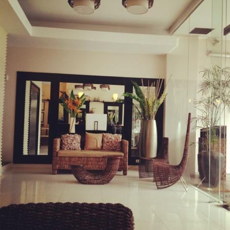 Hotel Stella: lobby