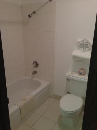 Exchange Club Motel: la salle de bain