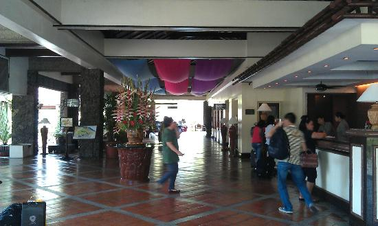 Waterfront Insular Hotel Davao: From the Lobby