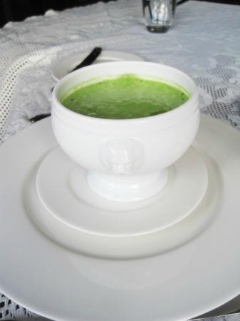 Wheeler's of St. James's: Pea soup