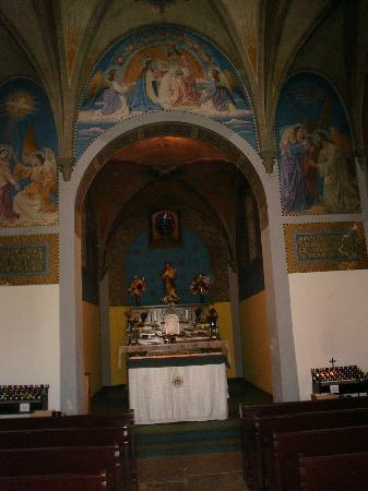 Saint Meinrad Archabbey: Alter at Mount Cassino Shrine