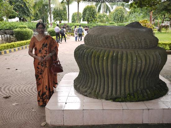 Odisha State Museum: Piece of Ashoka Pillar