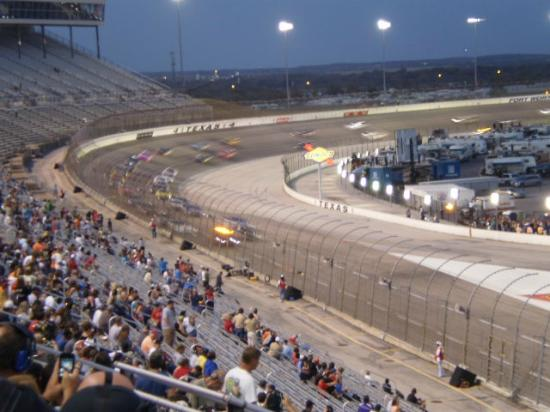 Jimmie Johnson Picture Of Texas Motor Speedway Fort