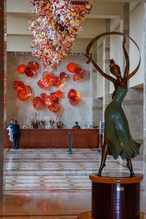 Hilton Lac-Leamy: Lobby