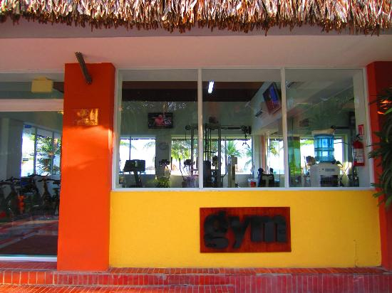 Royal Decameron Beach Resort, Golf & Casino: The gym