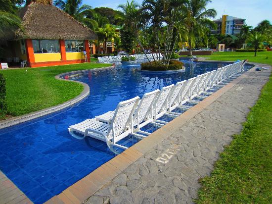 Royal Decameron Beach Resort, Golf & Casino: One of the many pools