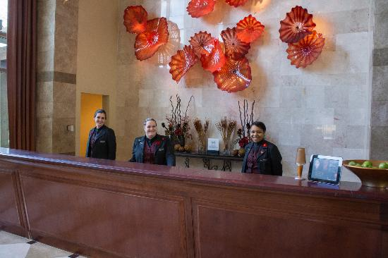 Hilton Lac-Leamy : Friendly staff