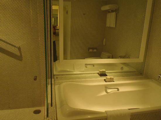 プルマン バンコク ホテルG, bath room