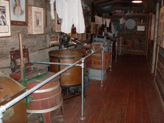 The Oldest Store Museum: Walk through washing machine lane, LOL