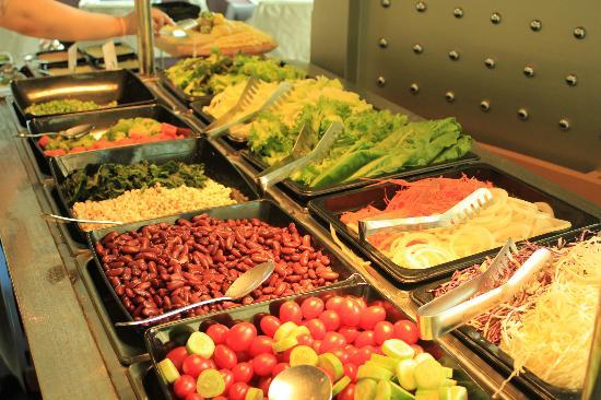 Baiyoke Sky Hotel: Food